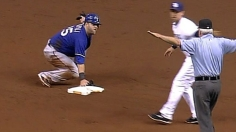 Rangers steal 4 bases