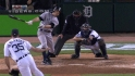 Gardner's two-run double