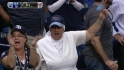 Nun waves cowbell in ninth