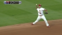 Furcal&#039;s backhanded play