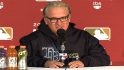Maddon on series loss to Texas