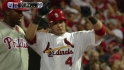 Molina's RBI single