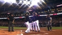 D-backs' four homers