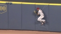 Young&#039;s incredible catch