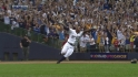 ARI@MIL Gm5: Morgan sends the Brewers to the NLCS