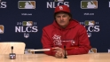 La Russa on NLCS rivalry