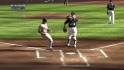 Holliday&#039;s RBI single