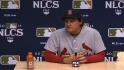 La Russa on Garcia's struggles