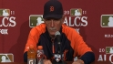 Leyland on ALCS Game 2 loss