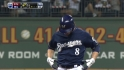 Braun's ground-rule double