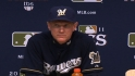 Roenicke on NLCS Game 2 loss