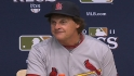 La Russa on Pujols, win