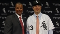 White Sox introduce Ventura