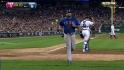 Kinsler&#039;s RBI groundout