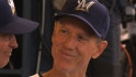 Roenicke good fit in clubhouse