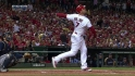 Holliday's solo homer