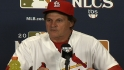 La Russa on Lohse, Game 4 loss