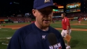 Wolf talks to MLB Network