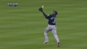 Betancourt's great grab