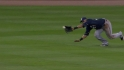 Gomez's diving catch