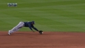 Betancourt&#039;s run-saving play