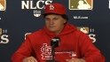 La Russa on Game 5 victory