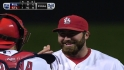 Cardinals' scoreless relief