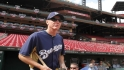 Roenicke on Brewers&#039; defense