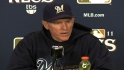 Roenicke on Game 5 loss