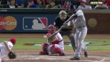 Jackson&#039;s two-run homer