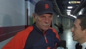 Leyland discusses loss