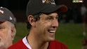 Kinsler, Young discuss ALCS win
