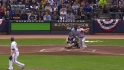 Freese&#039;s three-run homer
