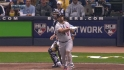 Pujols' solo home run