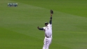 Betancourt&#039;s leaping grab