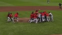 Cards win NL pennant