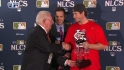 Freese awarded NLCS MVP