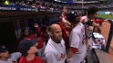 Cardinals' three homers