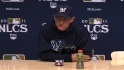Roenicke on series loss to Cards