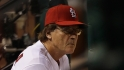 La Russa on being nervous