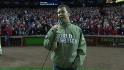 McCreery sings the anthem