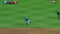 Kinsler&#039;s inning-ending grab