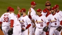Cards on Game 1 win
