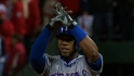Rangers take control in ninth