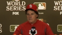 La Russa on Texas&#039; comeback win