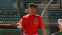 Conger talks Angels, AFL