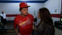La Russa on his lineup