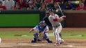 Freese&#039;s RBI groundout