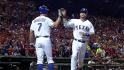 Rangers score three in fifth