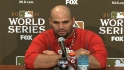 Pujols on his big night